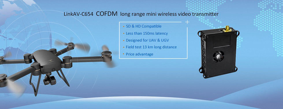 China best HD Wireless Transmitter on sales