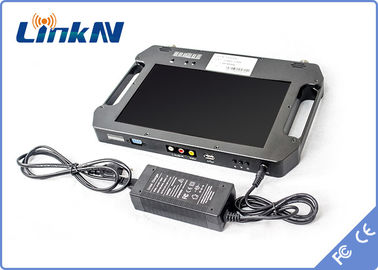 China Narrow Bandwidth Portable Video Receiver Strong Anti Multipath Interference Ability supplier