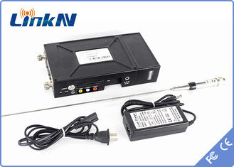 China HDMI + AV H.264 Wireless video transmission equipment transmitter receiver with 150ms latency supplier