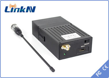 China NLOS cofdm wireless video transmitter , wireless video sender security long range surveillance supplier