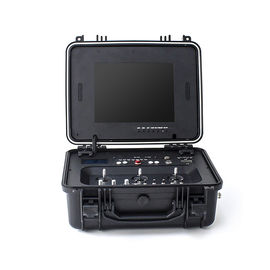 China ABS / Aluminum Alloy COFDM Receiver Wireless Control Station For UGV / Robots supplier