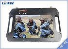 China LinkAV - C1004 Portable COFDM Receiver HDMI Display Digital Channel Narrow Bandwidth 2-8MHz factory