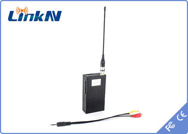 China Low Weight Small Size Video HD Wireless Transmitter Device NLOS 1-2 KM factory